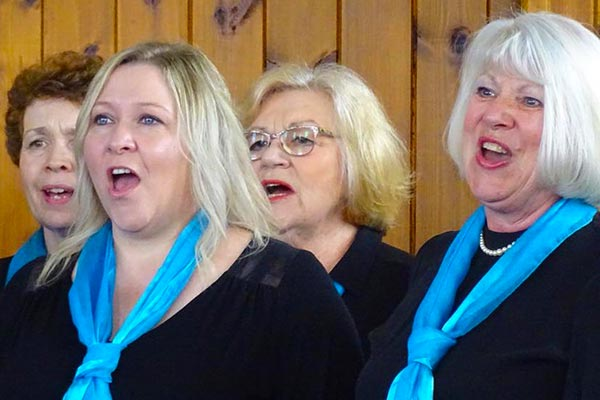 Doncaster Wheatsheaf Singers - book the choir