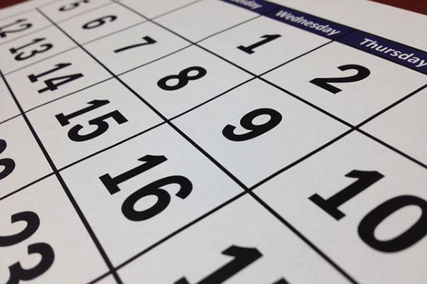 Doncaster Wheatsheaf Singers Calendar